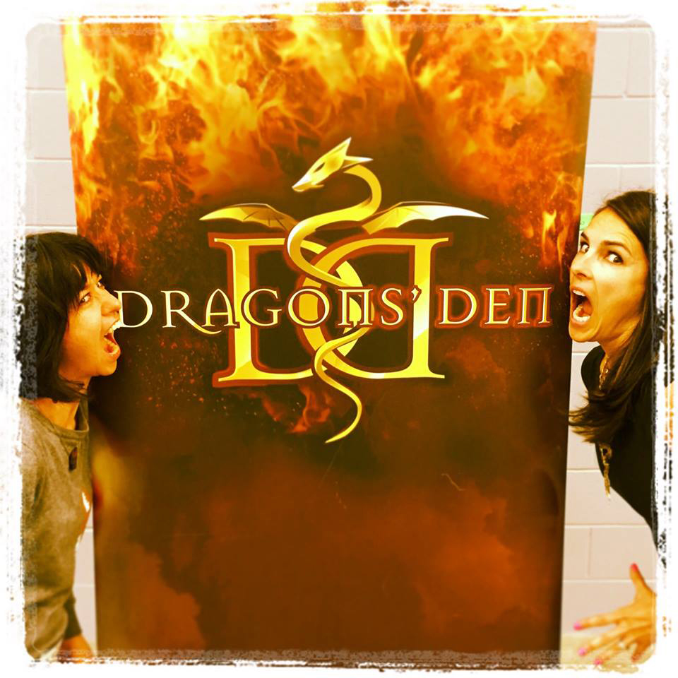 dragons den photo